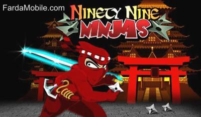 بازی اکشن 99 Ninjas
